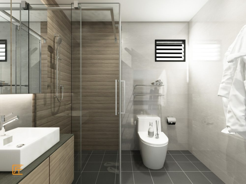 Common Bathroom Ed 1024x768 Carpenters 匠 174 Interior