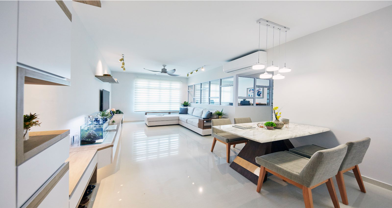 Excellent Interior Design Singapore Hdb Condominium Carpenters Home Interior And Landscaping Transignezvosmurscom