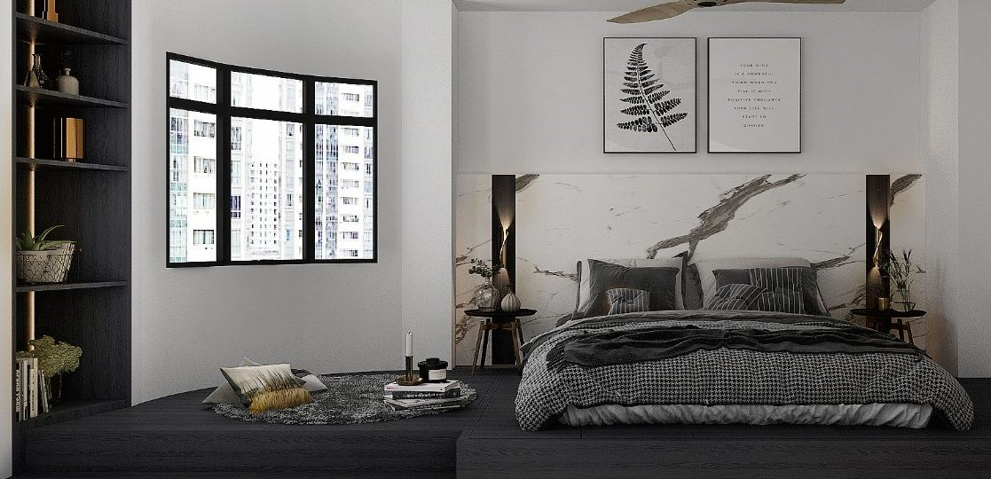 carpenters top interior design singapore bedroom zen contemporary