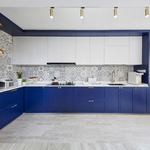 Carpenters top interior design company renovation kitchen