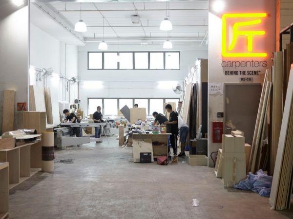 Carpenters top interior design company behind the scene
