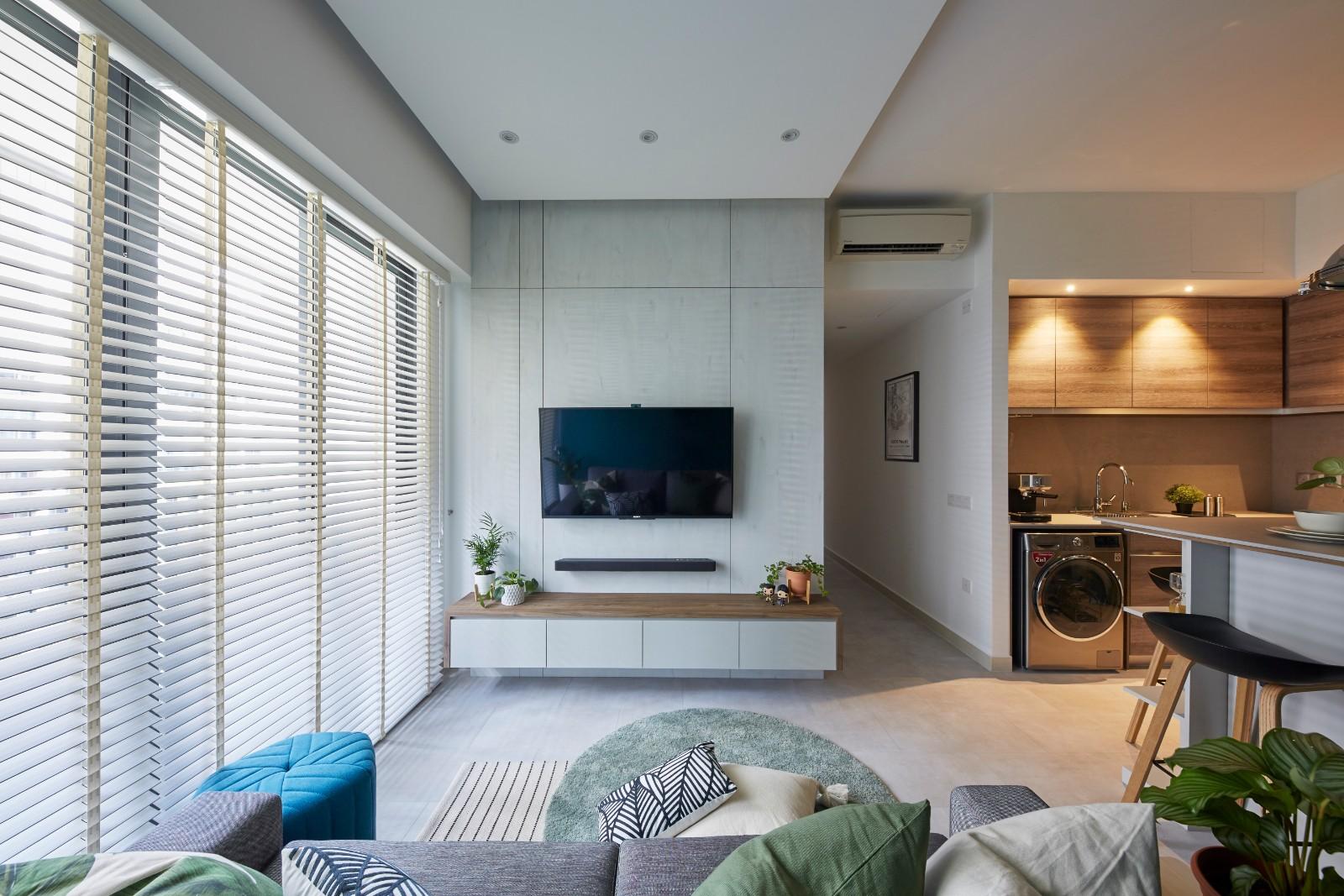Carpenters top interior design company condo contemporary