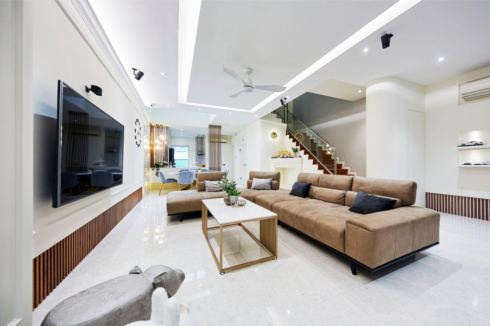 Carpenters top interior design company landed luxury