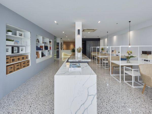 Carpenters top interior design companny tradehub showroom